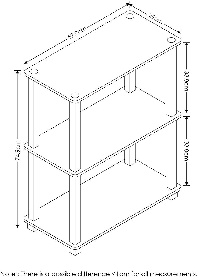 FURINNO-Turn-S-3-Tier-Compact-Multipurpose-Shelf-1