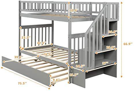 Harper-Bright-Designs-Wooden-Low-Bunk-Bed-7