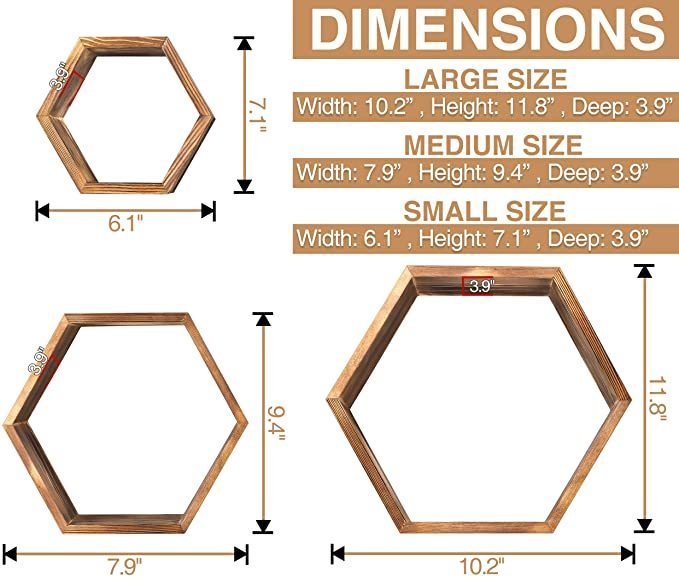 Hexagon-Wall-Decor-Floating-Shelves-2
