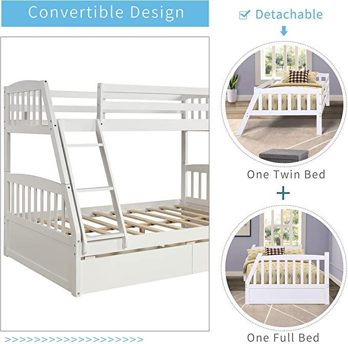 Merax-Solid-Wood-Bunk-Bed-3