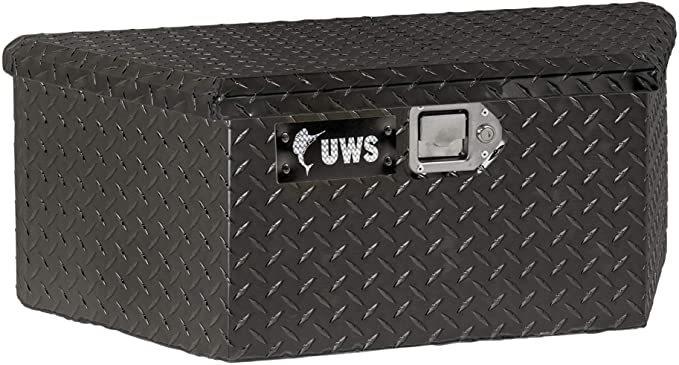 UWS-EC20422-34-Inch-Gloss-Black-Heavy-Wall-Aluminum-Trailer-Tongue-Tool-Box-1
