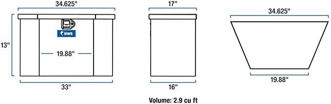 UWS-EC20422-34-Inch-Gloss-Black-Heavy-Wall-Aluminum-Trailer-Tongue-Tool-Box-2