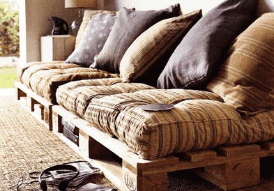 DIY Awesome Pallet Furniture Ideas