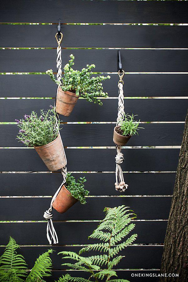 Indoor-Flowerpot-Herb-Garden