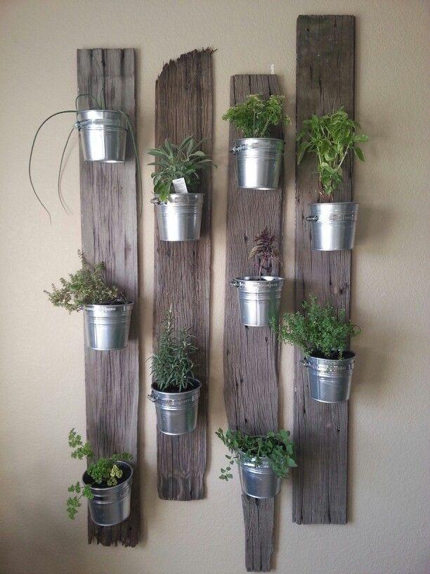 Indoor-Hanging-Jar-Wood-Herb-Garden