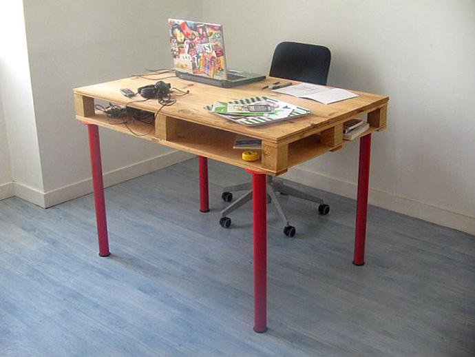 pallet-work-table