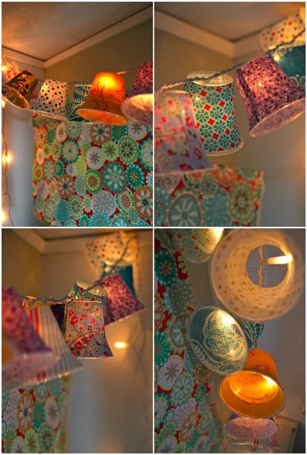DIY-Light-plastic-cup