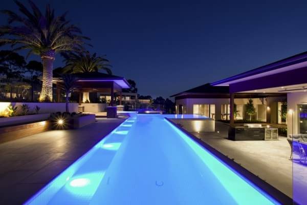 backyard-pool-design-night