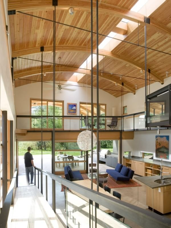 contemporary-family-room-loft-partyshack