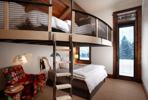 rustic-loft-bedroom