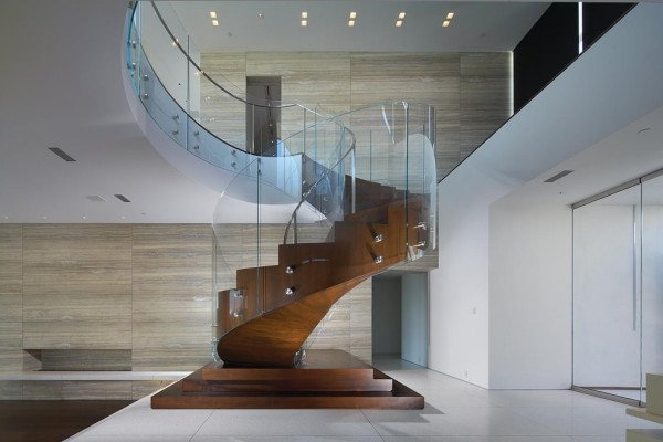 wooden-spiral-contemporary-staircase