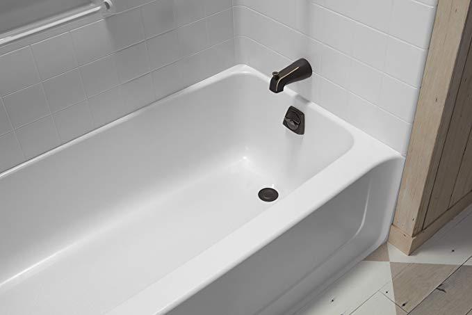 Best one piece bathtub shower combo