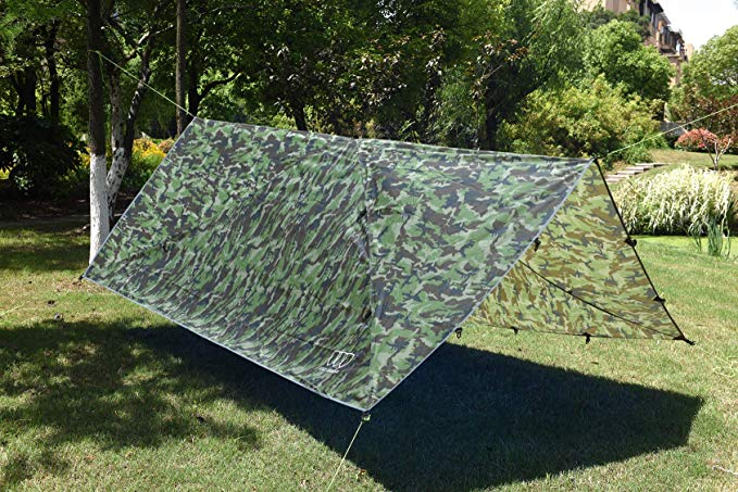 Gold Armour 12ft Extra Large Tarp Hammock_3