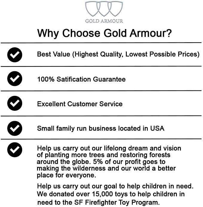 Gold Armour 12ft Extra Large Tarp Hammock_4