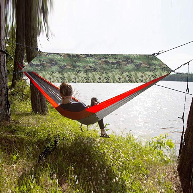 SKL Hammock Rain Fly Tent Tarp_6